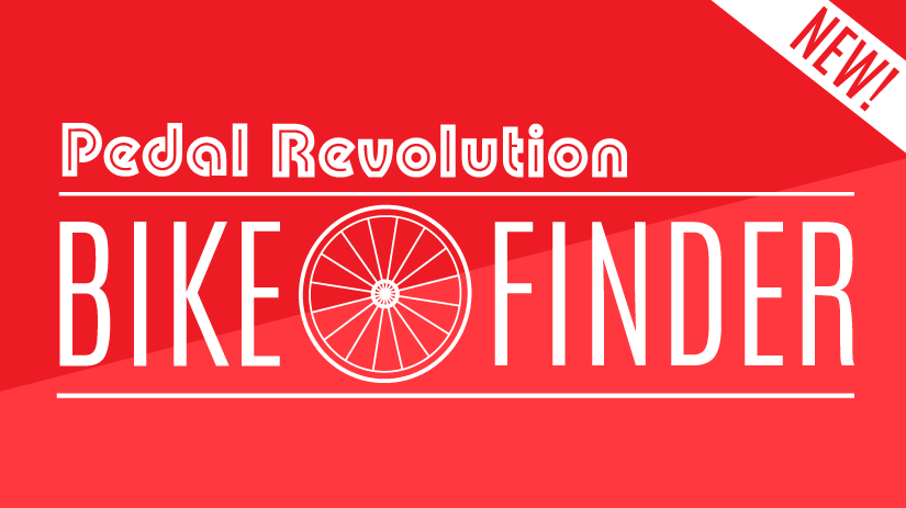 Pedal Revolution Bike Finder