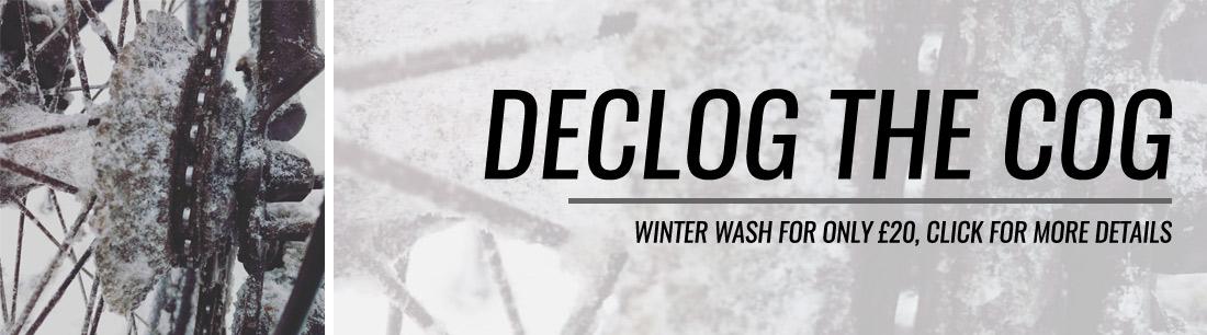 Declog the cog promo