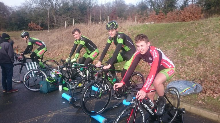 Strada Sport Pedal Revolution take win at Redbridge Winter Series