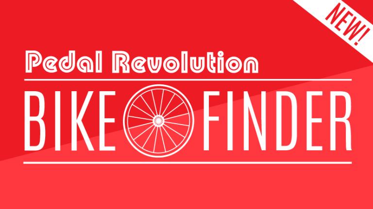 Pedal Revolution Bike Finder