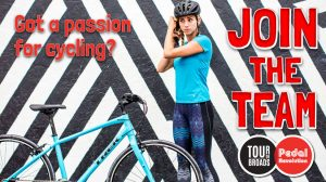 Join The Pedal Revolution Team