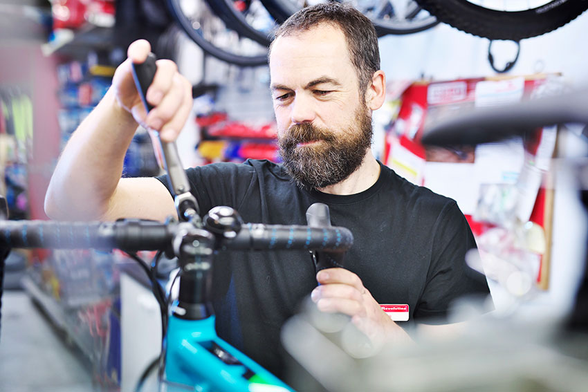 Bike Mechanic, Pedal Revolution Kings Lynn