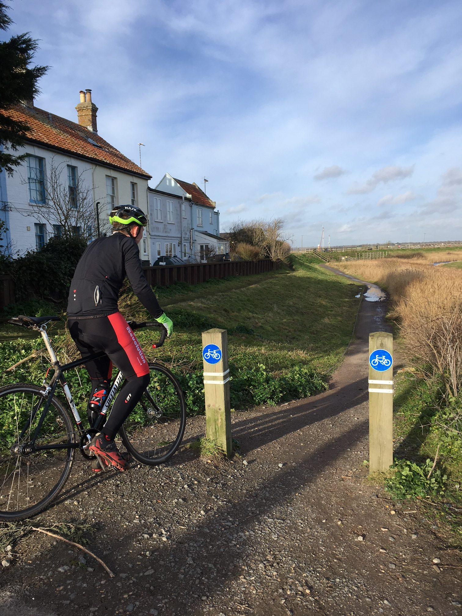 The Southwold Roubaix Les Secteurs Pedal Revolution