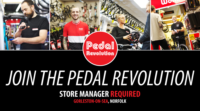 Join The Pedal Revolution – Store Manager required – Pedal Revolution a5bb4647c44