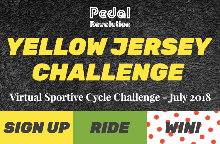 Yellow Jersey Challenge
