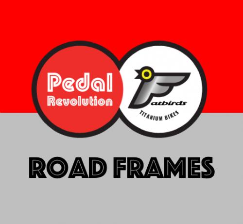 Titanium Road Frames