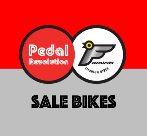 Titanium Sale Bikes