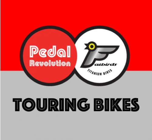 Titanium Touring Bikes