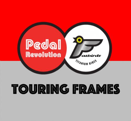 Titanium Touring Frames