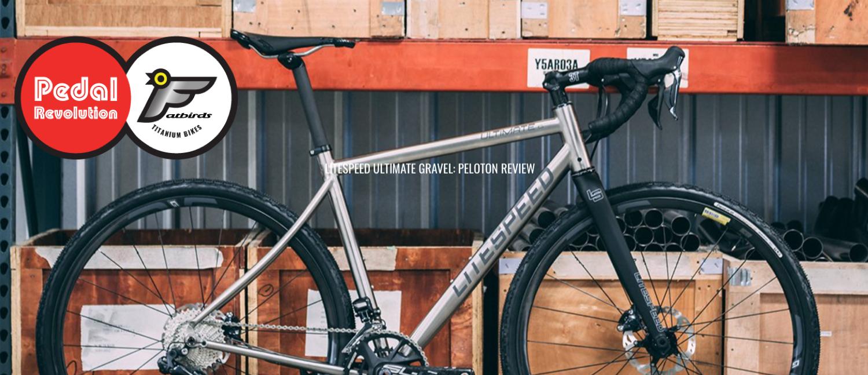Litespeed Ultimate Gravel Review – Pedal Revolution
