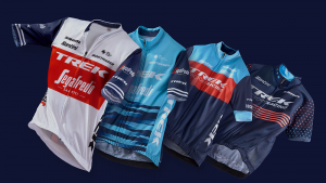 Trek team clothing