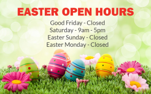 Pedal Revolution Easter Hours