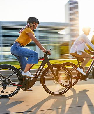 Electric Commuting Bikes